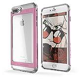 iPhone 7 Plus Case, Ghostek Cloak 2 Series for Apple iPhone 7 Plus Slim Protective Armor Case Cover(Pink)