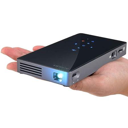Proyector Mini, proyector de Video Proyector de Bolsillo ...