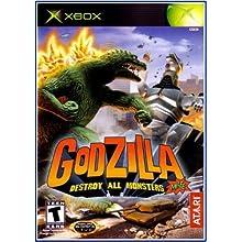 Godzilla Destroy All Monsters - Xbox