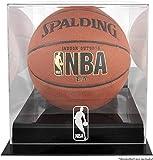Black Base Basketball Logo Display Case   Details: NBA