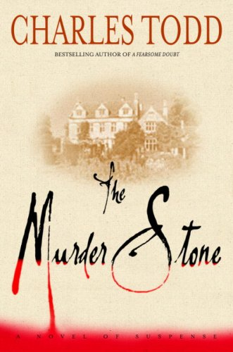 The Murder Stone cover