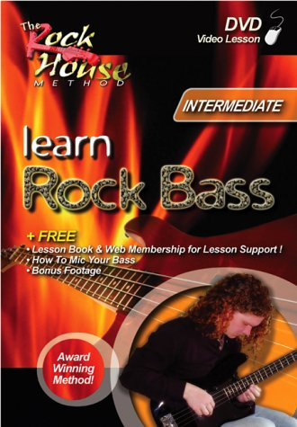 The Rock House: Learn Rock Bass - ()