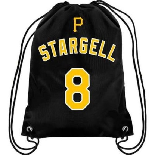 Pittsburgh Pirates Stargell W. #8 Hall Of Fame Drawstring Backpack by FOCO