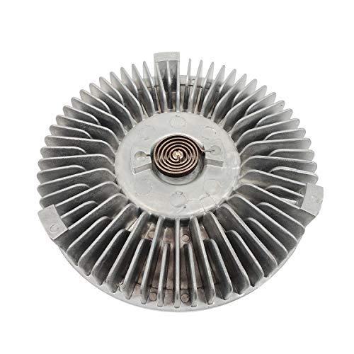 Engine Cooling Fan Clutch Radiator Fan Clutch for 2003 2004 2005 2006 2007 2008 DODGE RAM 1500 2500 3500 Laramie SLT ST SXT Power Wagon Sport TRX4 SLT Daytona Replace# 2900