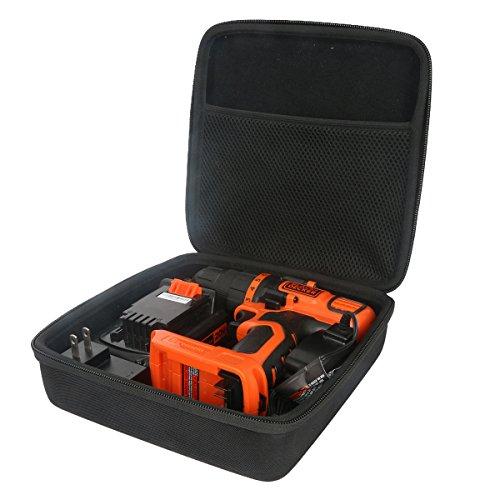 Hard Travel Case for LDX120C 20-Volt MAX Lithium-Ion Cordles