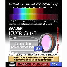 Baader Planetarium UV IR Cut Telescope Filter 1.25\