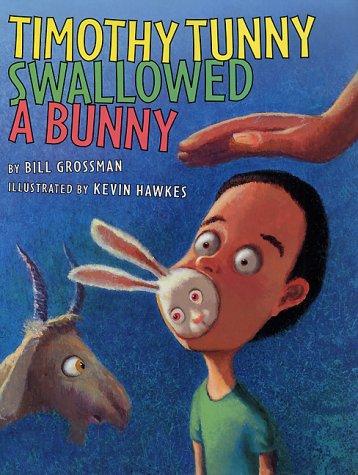 Timothy Tunny Swallowed a Bunny PDF