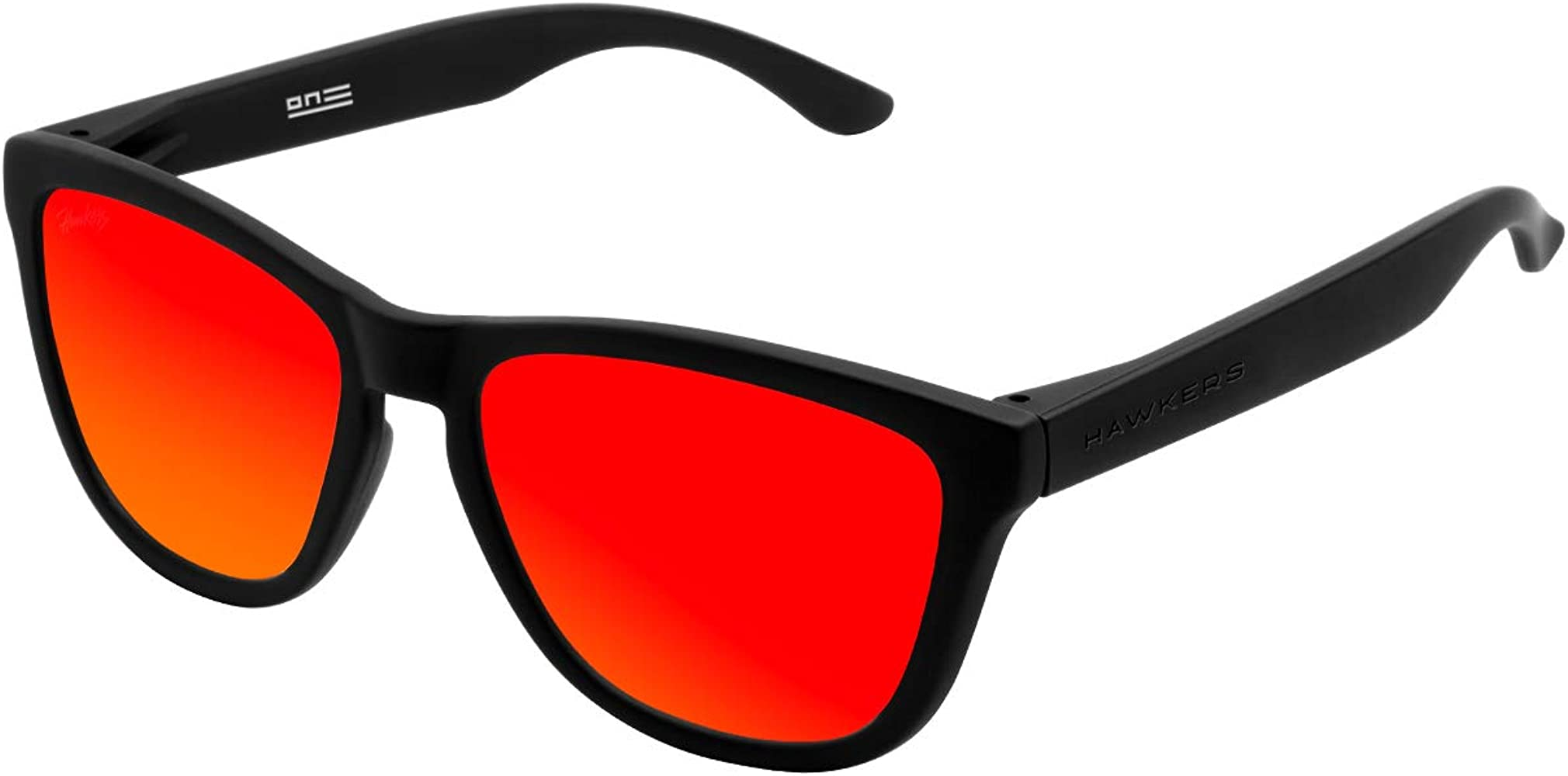 HAWKERS · ONE · Carbon Black · Ruby · Gafas de sol para hombre y ...