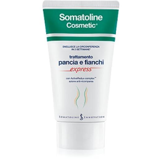 11 opinioni per Somatoline Cosmetic Pancia e Fianchi Express Crema Azione Snellente Mirata 250ml