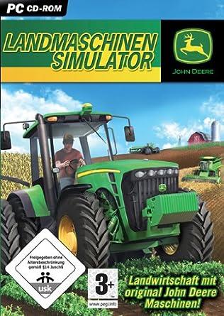 john deere landmaschinen simulator