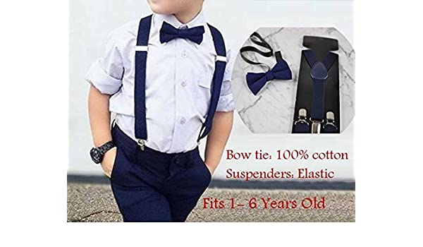 6 to 12 Years Old Childrens Braces in Navy