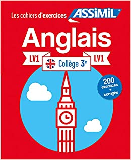 Amazon Fr Cahier Exercices Anglais 3e Bauchart Helene Livres