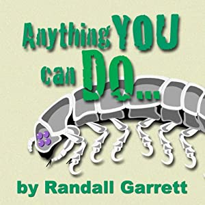Anything You Can Do! Audiobook
