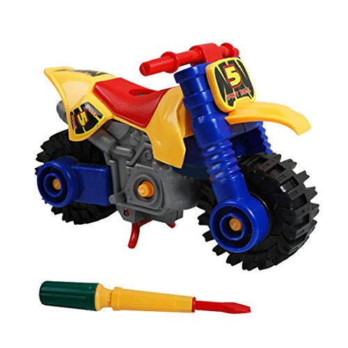 jeux éducatifs,Xinan Mode désassemblage moto jouets éducatifs design