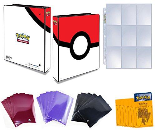 Pokemon Pokeball Platinum 9 Pocket Pro Slayer product image