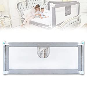 MBQMBSS Bed Rails for Toddlers - 60