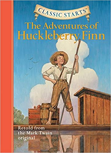 when does huckleberry finn take place