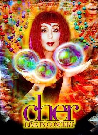 Amazon.com: Cher - Live in Concert: Movies & TV