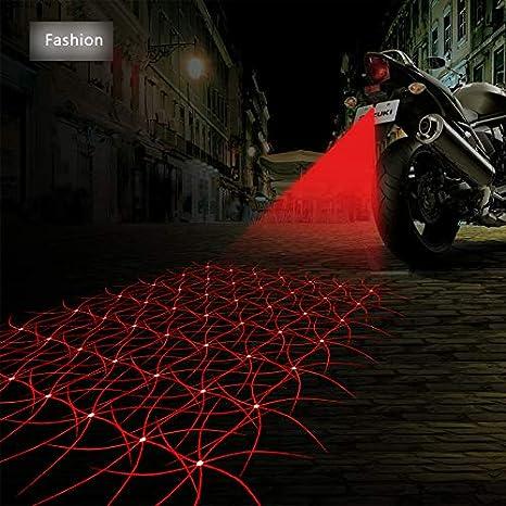 Amazon.com: FOLCONROAD - Luces láser universales para ...