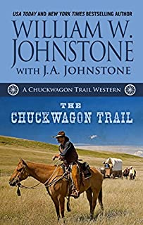 Book Cover: The Chuckwagon Trail