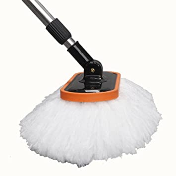 Car Wash Brush >> Car Cleaning Brush With Long Handle Best For Washing Your Car Truck Rv Etc Extends 60 Perfect For Hard To Reach Places