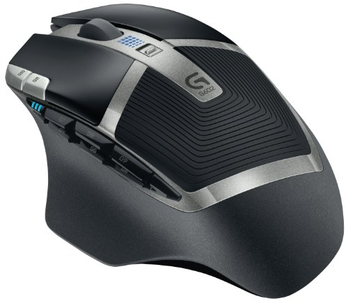 f1432076568 Amazon.com: Logitech G602 Lag-Free Wireless Gaming Mouse – 11 Programmable  Buttons, Up to 2500 DPI: Computers & Accessories