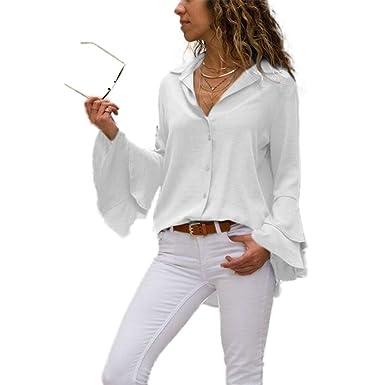 e217a62474 Women s Bell Sleeve Blouse