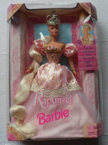 Mattel Rapunzel Barbie Doll (1997)
