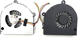 Lph Replacement CPU Fan for Toshiba Satellite P750 P755 P755-S5120 P755-S5184 P755-S5215 P755-S5262 P755-S5265 P755-S5269 P755-S5320 P755-S5380 P755-S5387 P755-S5390