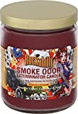 Smoke Odor Exterminator 13 oz Jar Candles Rockabilly, (3)