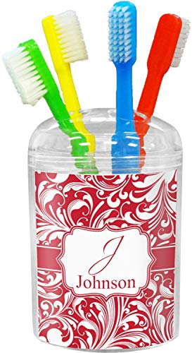 YouCustomizeIt Swirl Toothbrush Holder (Personalized)