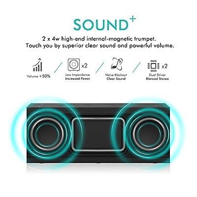 Willnorn SoundPlus Portable Bluetooth Speakers