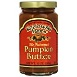 Kozlowski Farms Butter Pumpkin, 10.0-Ounce (Pack of 6)