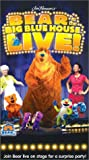 Bear in the Big Blue House Live [VHS]
