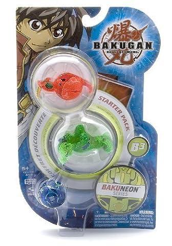 BakuNeon Bakugan Battle Brawlers Series Starter Pack -