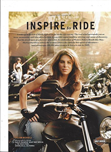 celebrity-print-ad-set-for-2009-harley-davidson-motorcycles-inspire-to-ride