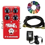 TC Electronic Hall of Fame 2 Reverb Pedal with accessories