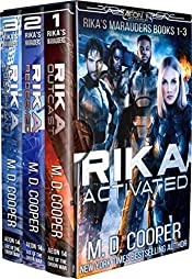 Rika Activated: A Tale of Soldiers, Cyborgs, and Mechanized Infantry (Aeon 14 Collections Book 4)