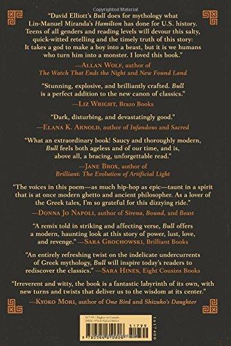 Amazon bull 9780544610606 david elliott books fandeluxe Choice Image