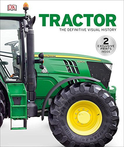 Tractor: The Definitive Visual History Hardcover – May 5, 2015