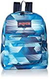 JanSport Unisex SuperBreak Multi Fast Lines Backpack