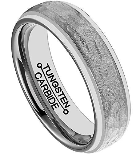 HSG Tungsten Wedding Engagement Polished