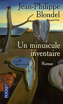 Un minuscule inventaire par Blondel