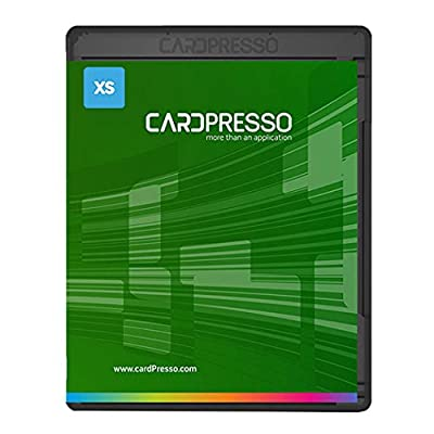 CardPresso XS ID Card Design Software for Windows and MAC - CP1100