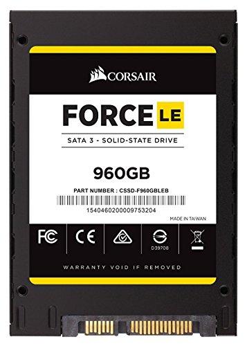 Corsair Force Series LE SSD, SATA 6Gbps 960GB by Corsair