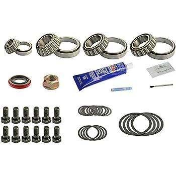 Amazon com: DRK321QMK GM 8 6 Master Timken Differential Bearing Kit