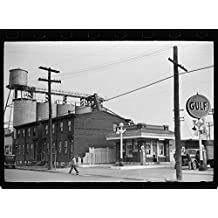 Street corner, South Second Street, Camden, New Jersey