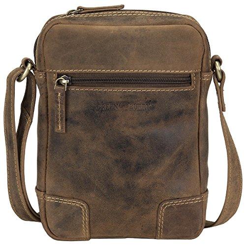 Greenburry - Bolso bandolera marrón