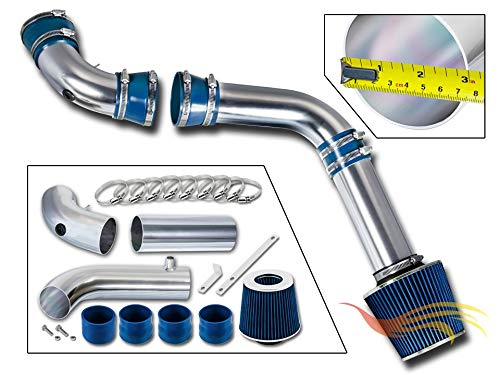 Camaro Z28 Convertible - RSG Racing Cold Air Intake Kit BLUE Compatible For 94-97 Chevvy Camaro Z28 / 94-97 Pontiac Firebird 5.7L V8