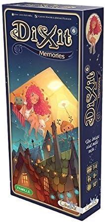 MORAPIAF 599386031 - Dixit 6 expansión: Amazon.es: Juguetes y juegos
